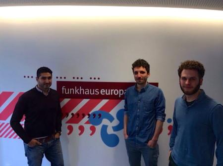 Senderos@Funkhaus Europa